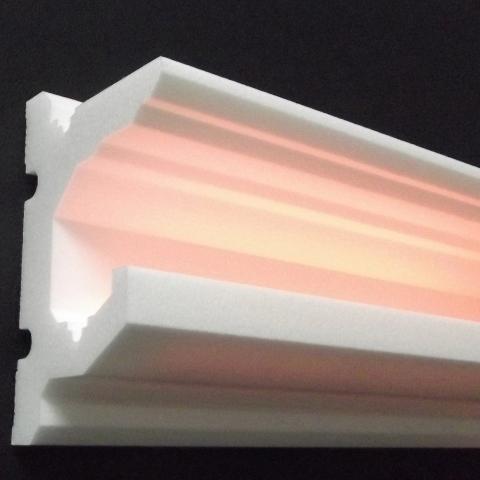 LED Profil, indirekte Beleuchtung
