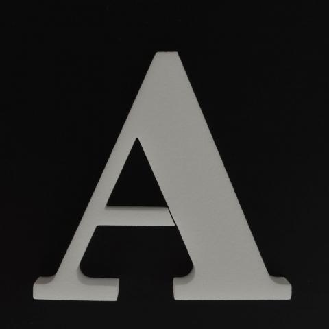 3d buchstaben aus styropor und extrudiertem polystyrol. Black Bedroom Furniture Sets. Home Design Ideas