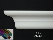 stucco profile Mandal